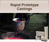 Rapid Prototype Castings